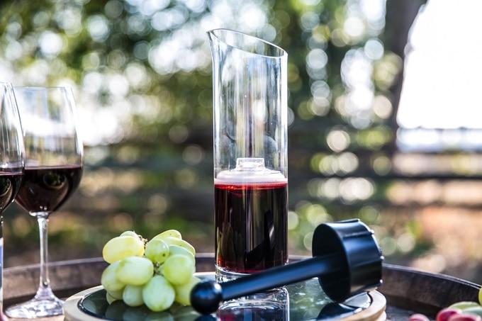 Squirrel Wine carafe à décanter