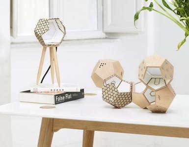 lampes designs D-Douze lampe modulaire magnetique 2