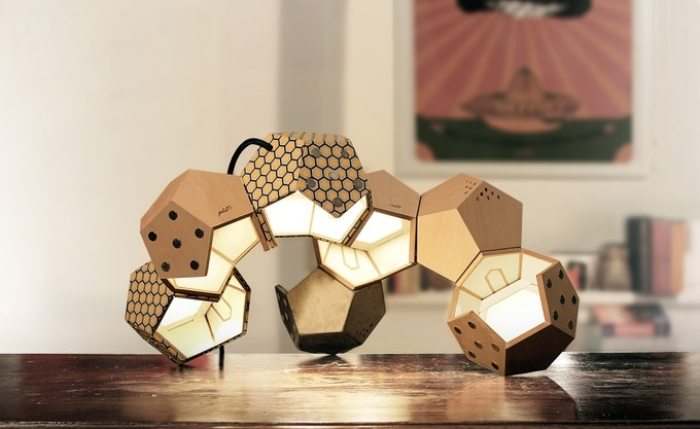 Lampes designs D-Douze lampe modulaire magnétique 2