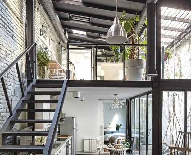 loft-rustique-et-moderne
