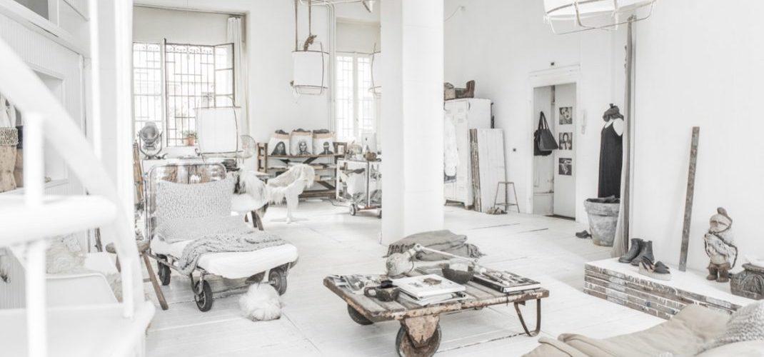 Décoration cottage décoration industrielle