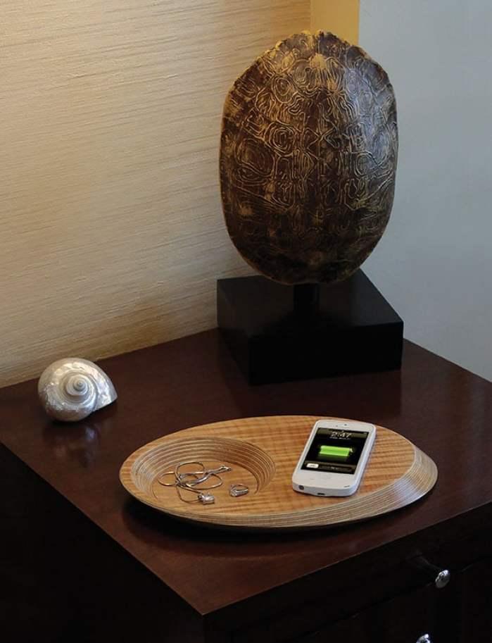 Pond objets déco rechargement smartphone