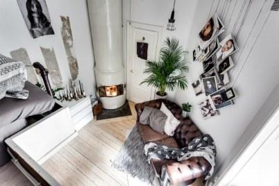 petit espace décoré