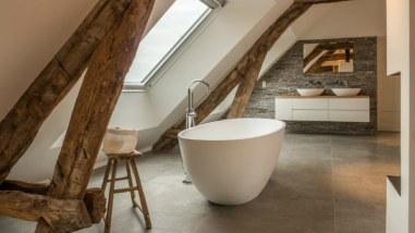 Rénovation d'une ferme by Joep van Os Architecten