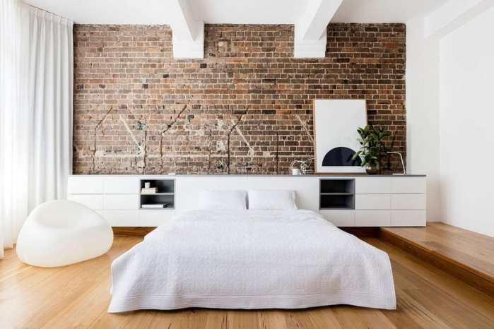 Rénovation d'un appartement dans l'immeuble Edwards & Co