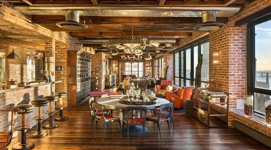 Steve Harivel architecte d'intérieur