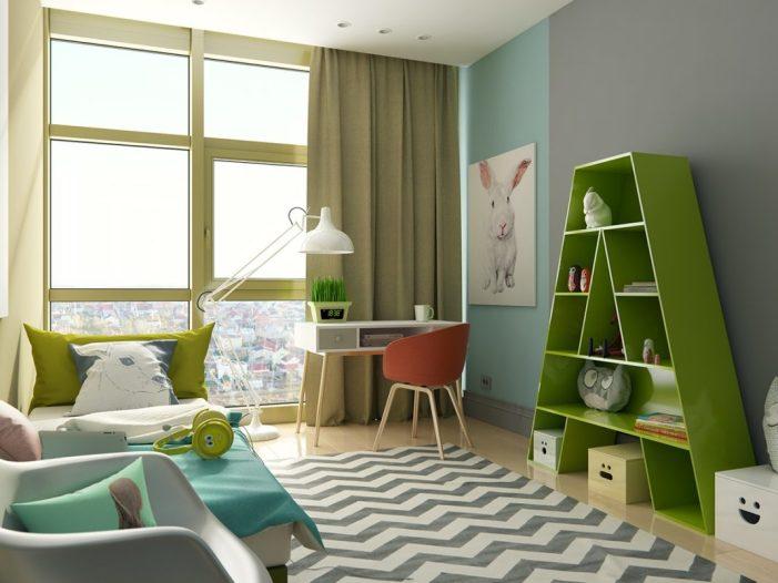 Une décoration minimaliste est aussi possible