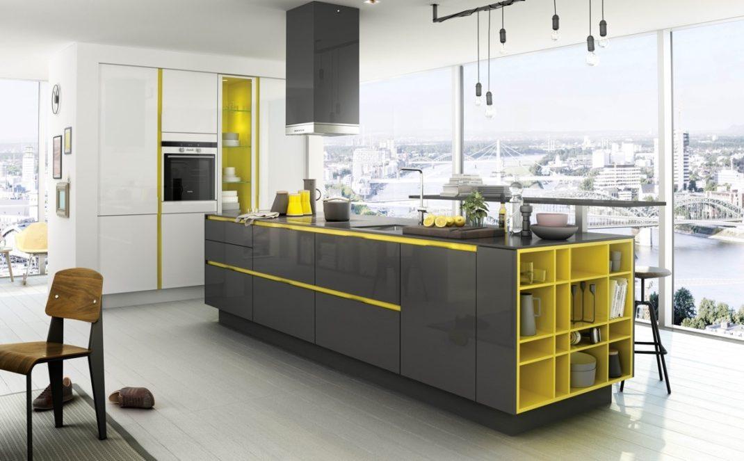 deseño colorido cociñas