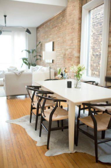Danielle Moss appartement minimaliste