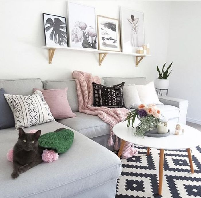 5 idées créatives pour décorer un salon