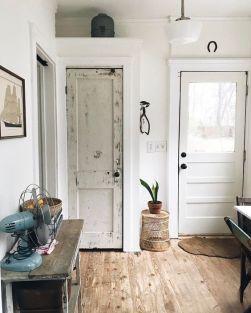 décoration vintage maison Airbnb