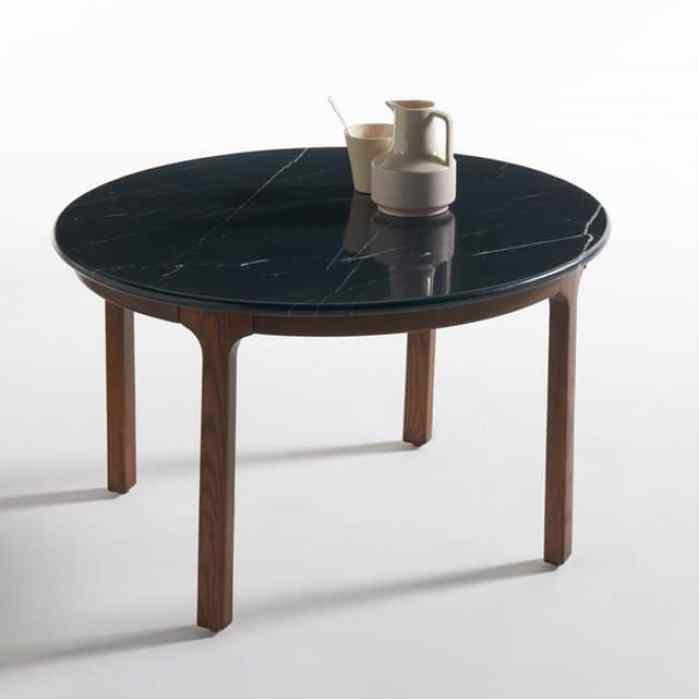 Table basse en marbre : Stone