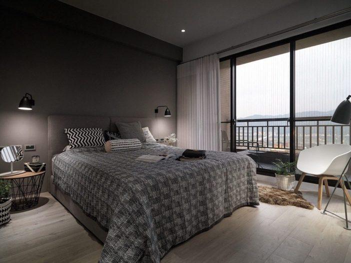 Un appartement de style scandinave très esthétique