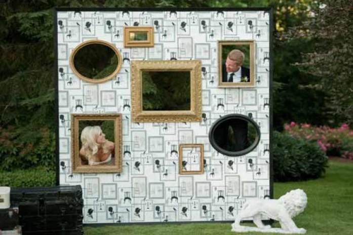Idées décoration les accessoires Photobooth