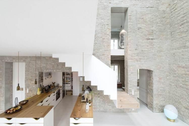 rénover un bâtiment historique Asdfg Architekten