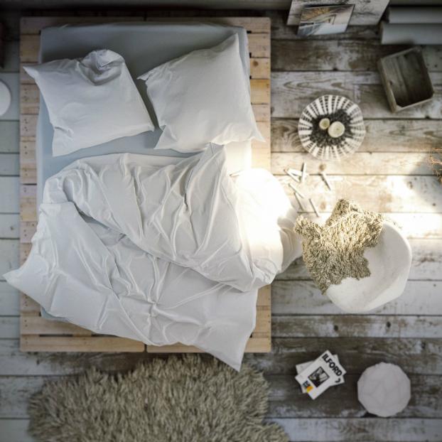 Trouver la bonne place pour le lit