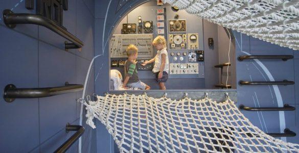 créer un espace de jeu atypique pour vos enfants dans votre appartement
