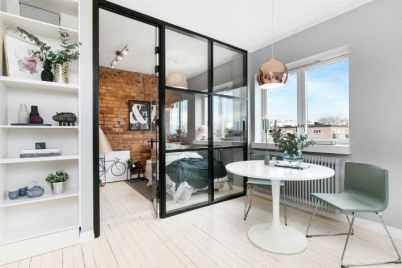 petit appartement scandinave
