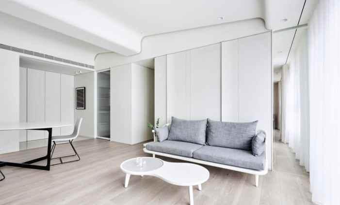 La décoration minimaliste pour un intérieur apaisant