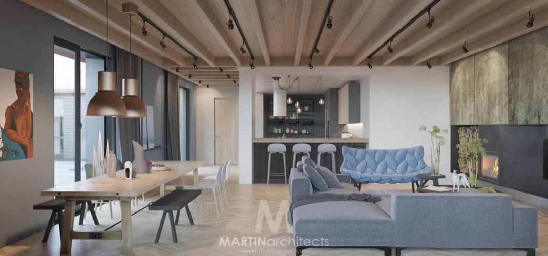 Martin Architects renovation appartement