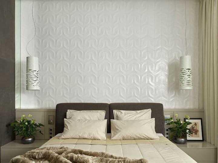 Une décoration assez minimaliste