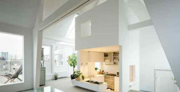 loft minimaliste