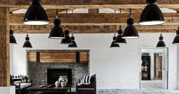 Diane Keaton maison ferme rustique
