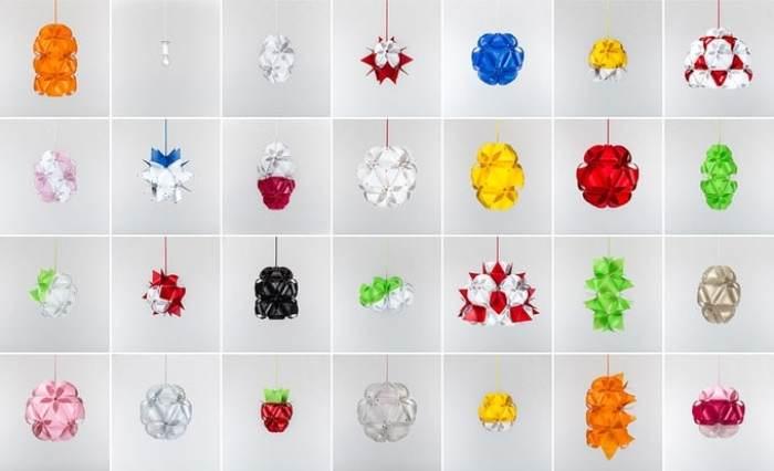 Luxiom système d'éclairage modulaire hyper créatif