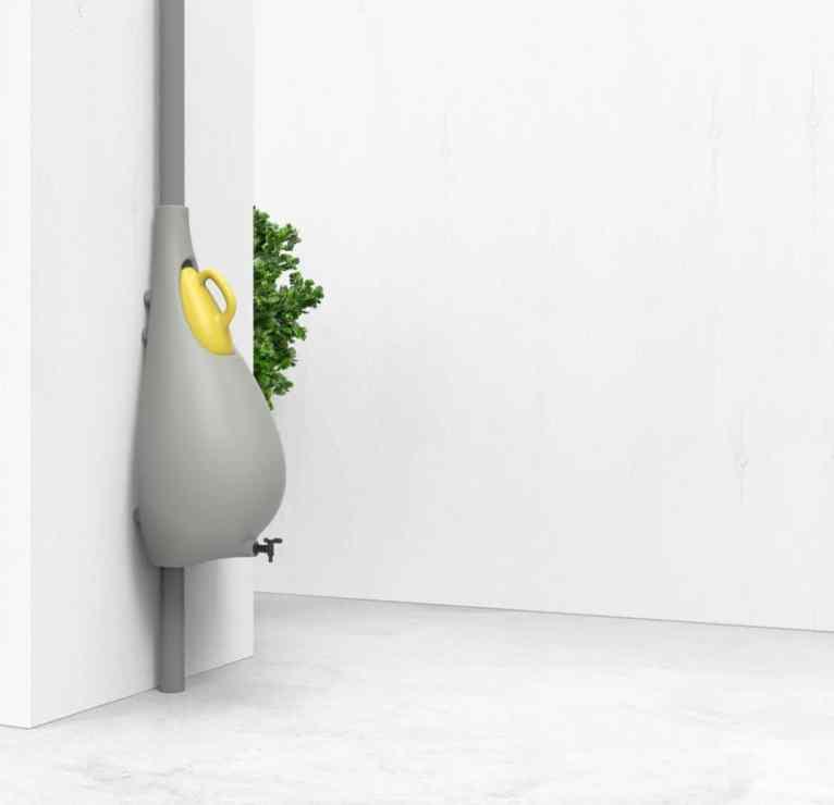 Raindrop collecteur de pluie design Studio Bas van der Veer 8