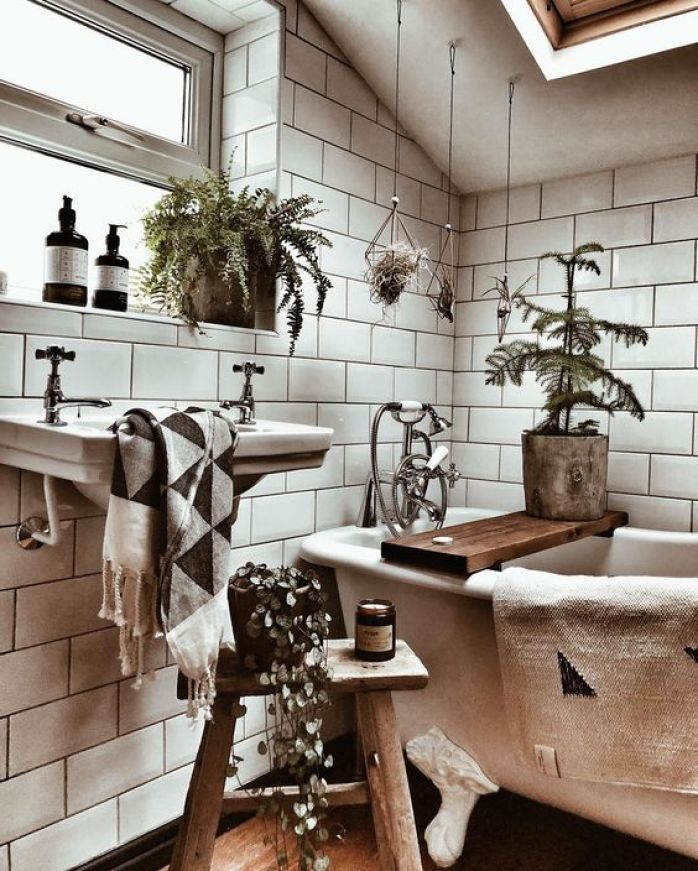 Salle De Bain Boheme 20 Idees A Reproduire Chez Vous