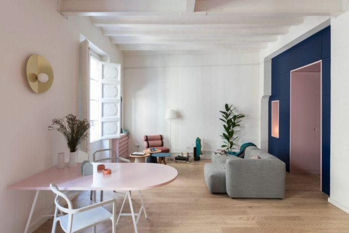 rénovation d'appartement ne va pas plaire à tout le monde