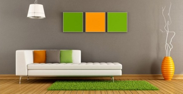 Conseils pour peindre l'intérieur d'une maison ou d'un appartement