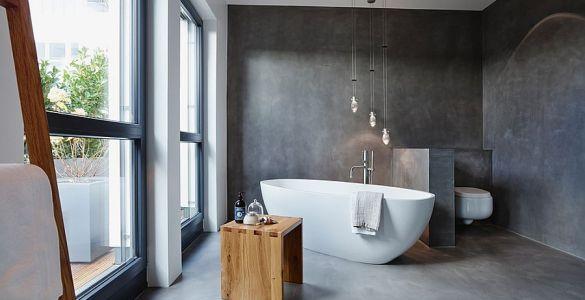 Ajouter du béton à votre salle de bain