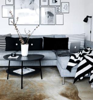 Styles de canapéles canapés modernes urbains