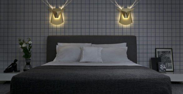 applique Deer Head trophée de cerf Chen Bikovski Compagnie