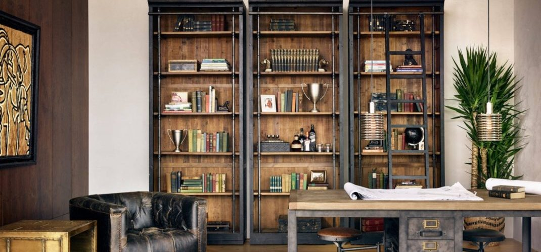 bureaux industriels qui vous donneront envie de travailler à la maison