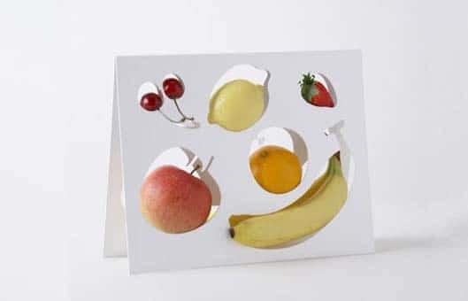 corbeille à fruit 1% nendo
