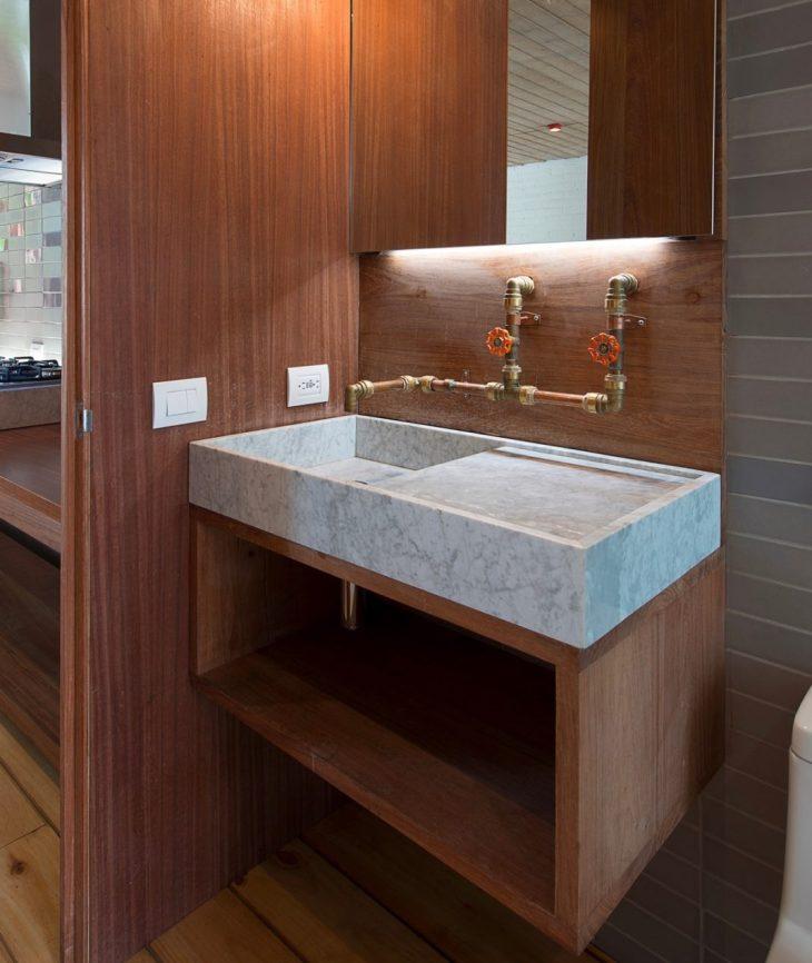 salles de bains de style industriel 10