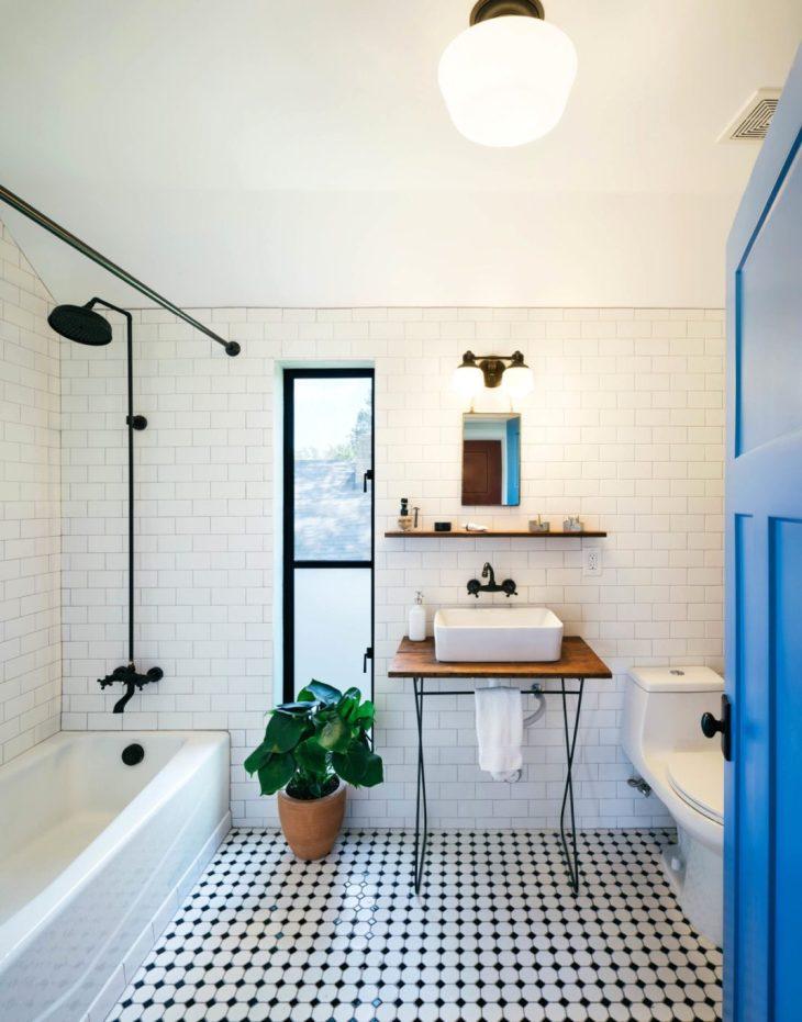 salles de bains de style industriel 26