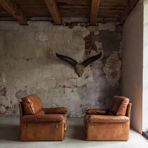 Ce loft rustique réveil la beauté passée de ce bâtiment industriel