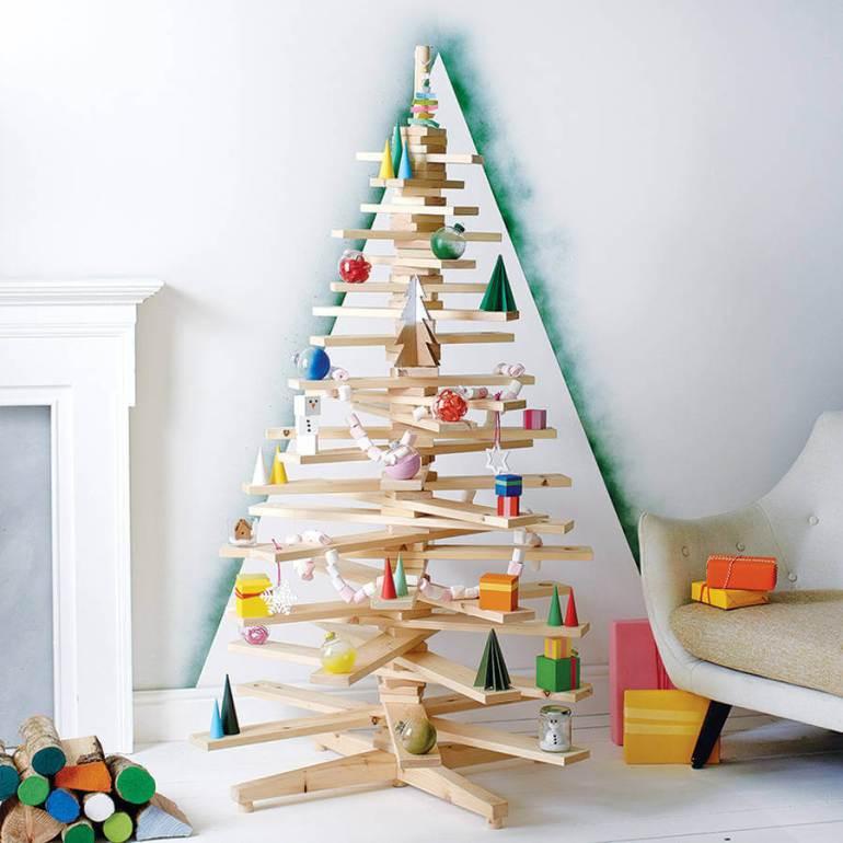 Décorations de sapins de Noëléclectique