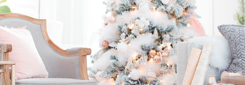 10 Idees Pour Decorer Votre Sapin De Noel Deco Tendency