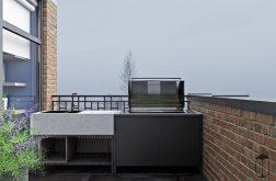 appartement mélangeant le style déco marocain et le minimalisme 9