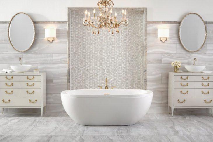 Tendances déco 2019 pour les salles de bain 6