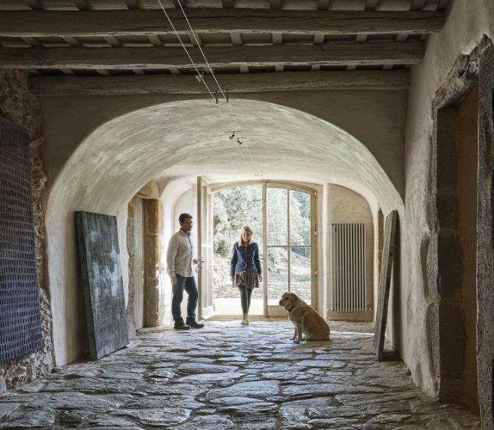 Joan Lao Design Studio dévoile la rénovation de cette ferme centenaire 1