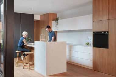 Tendances cuisine 2019les planchers de bois 9