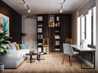 Visite d'un appartement au style glamour moderne sophistiqué 16
