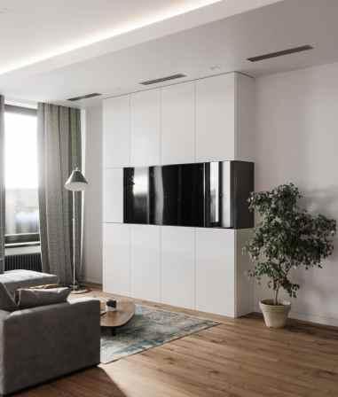 Visite d'un appartement au style glamour moderne sophistiqué 2