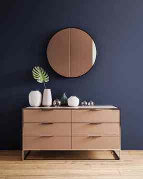Visite d'un appartement au style glamour moderne sophistiqué 23