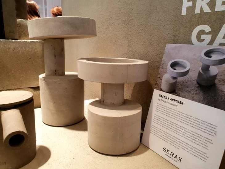 Maison et Objet Janvier 2019- Serax vase à arroser de Frédérick Gautier